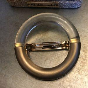 Jen Atkin medium circle clip